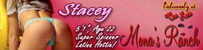 JUST ARRIVED... NEW Latina STACEY @ The New Mona's Ranch in ELKO! - Reno escorts - backpage.com